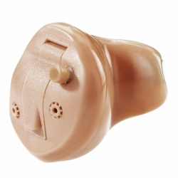 Celebrate 80 ITC Custom Hearing Aid